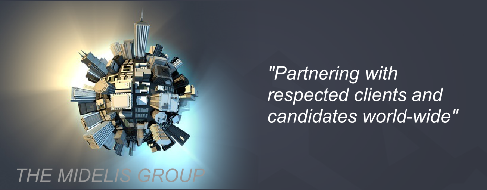 Partnering with respected clients and candidates world-wide